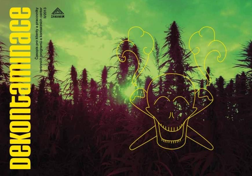 Dekontaminace II/2013 - Marihuana