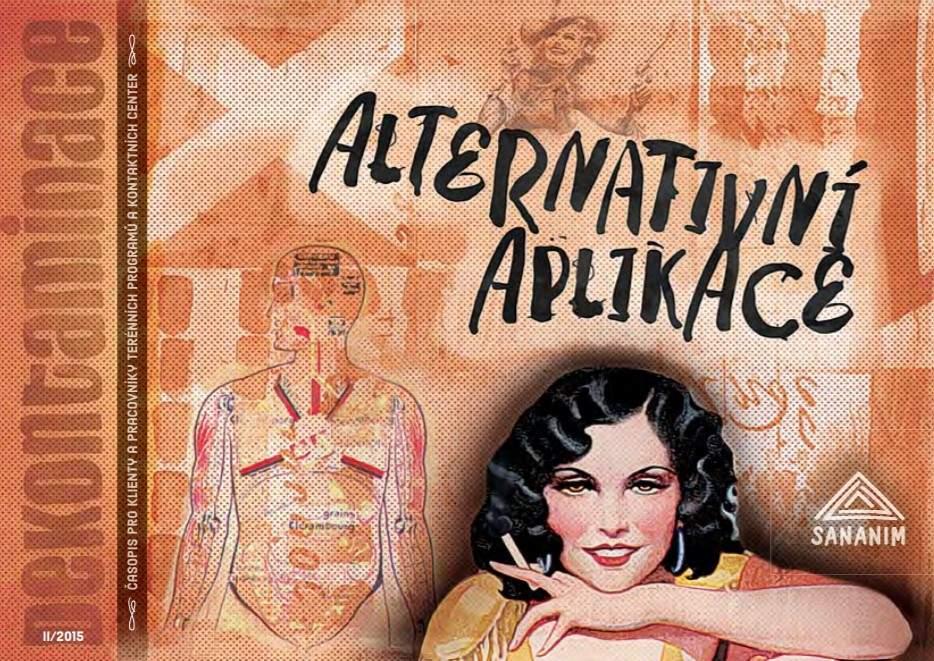 Dekontaminace II/2015 - Alternativní aplikace