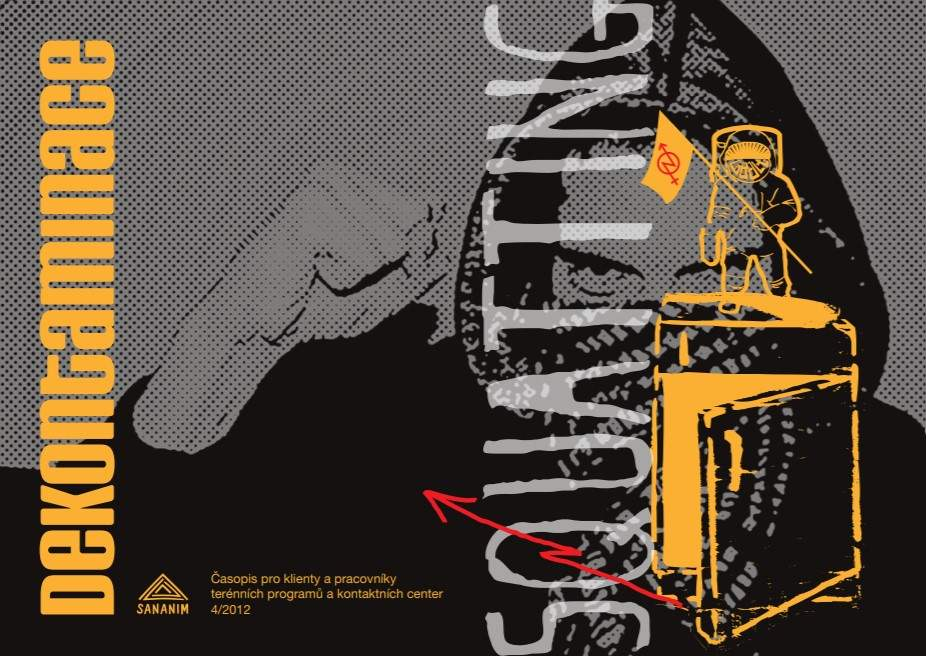 Dekontaminace IV/2012 - Squatting