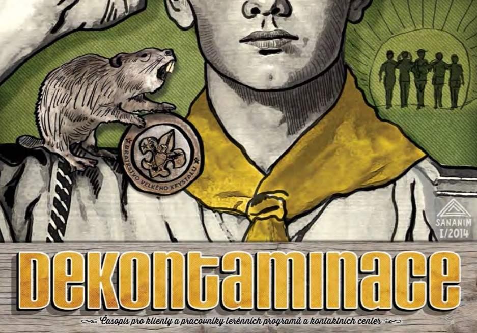 Dekontaminace I/2014 - Tábornické číslo