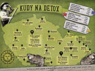 Mapa detoxů